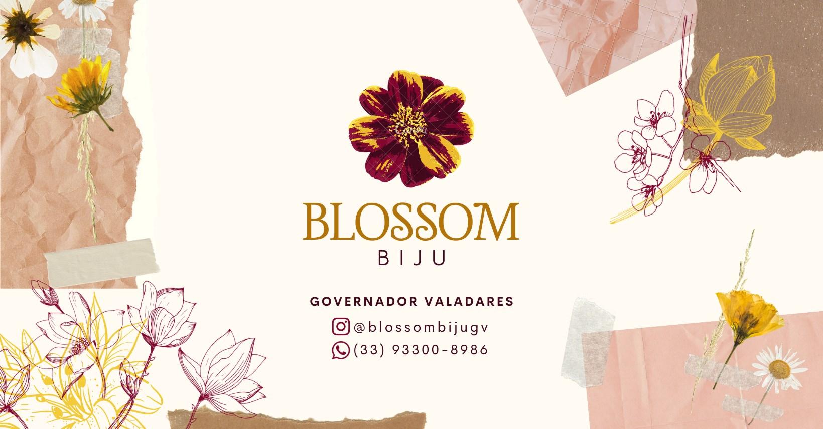Blossom Biju